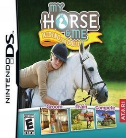 4001 - My Horse & Me - Riding For Gold (US)(Suxxors) ROM